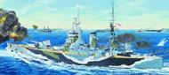 Trumpeter Models  1/200 HMS Rodney British Battleship TSM3709