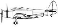Trumpeter Models  1/200 TBD-1 Devastator Aircraft TSM4206