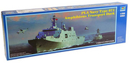 Trumpeter Models  1/350 PLA Navy Type 071 Amphibious Transport Dock TSM4551