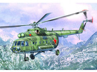 Trumpeter Models  1/35 Mi-8MT/Mi-17 HIP Russian Helicopter TSM5102