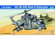 Trumpeter Models  1/35 Mil Mi-24V Hind E TSM5103