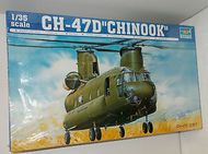 Trumpeter Models  1/35 CH-47A 'Chinook' TSM5104