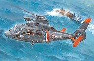 Trumpeter Models  1/35 SA365N2 Dauphin 2 (Dolphin) French Marine Helicopter (D)<!-- _Disc_ --> TSM5106