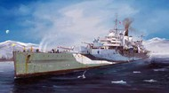 Trumpeter Models  1/350 HMS Kent British Heavy Cruiser - Pre-Order Item TSM5352