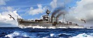 HMS Calcutta British Light Cruiser (New Tool) (OCT) - Pre-Order Item #TSM5362