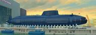 Trumpeter Models  1/144 HMS Astute British Submarine TSM5909