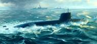Trumpeter Models  1/144 Japanese Soryu Class Attack Submarine (New Tool) TSM5911