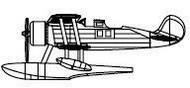 Trumpeter Models  1/350 F-5G TigerShark TSM6208