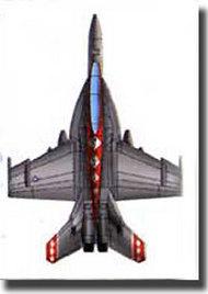 Trumpeter Models  1/350 F/A-18F Super Hornet TSM6235