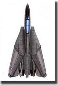 Trumpeter Models  1/350 F-14B/D Super Tomcat TSM6236