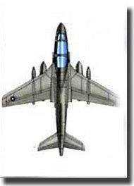 Trumpeter Models  1/350 EA-6B Prowler TSM6237