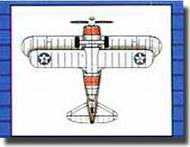 Trumpeter Models  1/350 F2F Fighter-Single Engine Biplane TSM6241