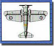Trumpeter Models  1/350 BFC Bomber/Fighter- Single Engine Biplane TSM6246