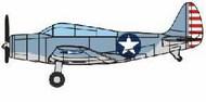 TBD-1 Devastator Torpedo Bomber Set (4/Bx) (New Tool) (APR) - Pre-Order Item #TSM6403