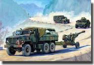 Trumpeter Models  1/350 Land Vehicle Set: 6 each Hummer, MTVR and M-198 - Pre-Order Item TSM6618
