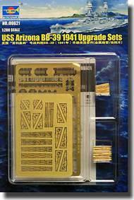 Trumpeter Models  1/200 USS Arizona BB39 Upgrade Set TSM6621