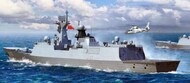 Trumpeter Models  1/700 PLA Chinese Navy Type 054A Frigate - Pre-Order Item TSM6727