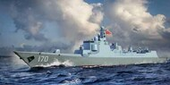 Trumpeter Models  1/700 PLA Chinese Navy Type 052C Destroyer (New Tool) (OCT) - Pre-Order Item TSM6730