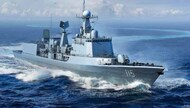 Trumpeter Models  1/700 PLA Chinese Navy Type 051C Destroyer (New Variant) TSM6731