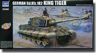 Trumpeter Models  1/16 German King Tiger Tank (2 in 1) Kit (Henschel and Porsche Turrets) TSM910