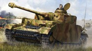Trumpeter Models  1/16 German PzKpfw IV Ausf H Medium Tank TSM920