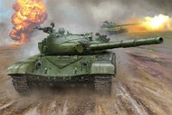 Trumpeter Models  1/16 Russian T-72B Mod 1985 Main Battle Tank TSM924