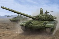 Trumpeter Models  1/16 Russian T-72B/B1 Mod 1986 Main Battle Tank (New Variant) TSM925