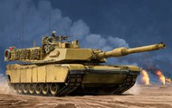 Trumpeter Models  1/16 US M1A2 SEP Main Battle Tank TSM927
