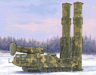 Russian S300V 9A82 Surface-to-Air (SAM) Missile Launcher (New Variant (AUG) #TSM9518