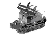 German Flakpanzer Tank w/8.8cm Flakrakete Rheintochter I Missile Launcher (New Variant) (OCT) - Pre-Order Item TSM9532