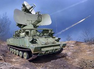 Russian 1S91 SURN 2K12 Kub Surface-to-Air Missile System (New Tool) #TSM9571