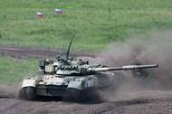 Russian T80UK Main Battle Tank (New Variant) (OCT) - Pre-Order Item TSM9578