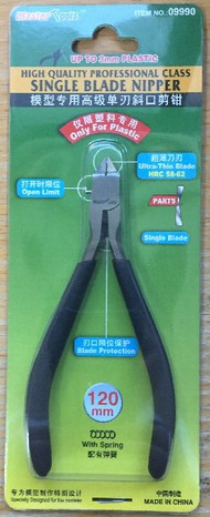 Professional Single Blade Nipper Sprue Cutter (OCT) #TSM9990