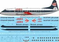 BEA Vickers Viscount 800 #STS44225