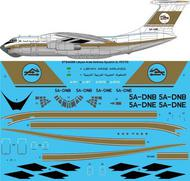 Libyan Arab Ilyushin IL-76 #STS44298