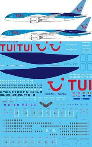 TUI Boeing 787-8/9 Dreamliner #STS44317