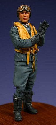 Ultracast  54mm Luftwaffe Fighter Pilot Battle of Britain '40 UC54014