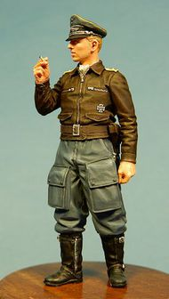 Ultracast  54mm Luftwaffe Fighter Pilot, Mid-Late War UC54016