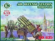 Air defense station model 1931 machine gun #UMMT635