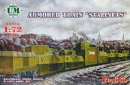 Armored train STALINETS #UMMT665
