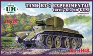 BT-7 'experimental' with 76,2 mm gun (limited edition) #UMMT668