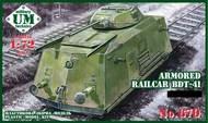 Armored railcar BDT-41 #UMMT670