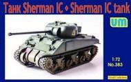 Sherman IC Medium Tank #UNM383