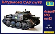 M/43 Assault SPG Tank #UNM489