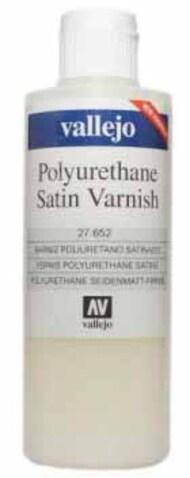 200ml Bottle Polyurethane Satin Varnish #VLJ27652