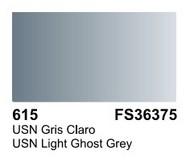 Vallejo Paints  Primer 17ml Bottle USN Light Ghost Grey Surface Primer VLJ70615