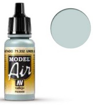 17ml Bottle Underside Blue Faded Model Air #VLJ71332