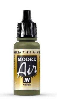A-19F GRASS GREEN MODEI #VLJ71411