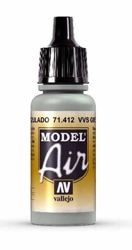 VVS GREY BLUE MODEL AIJ #VLJ71412