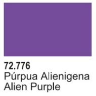 Vallejo Paints  Vallejo Game Color 17ml Bottle Alien Purple Game Air VLJ72776